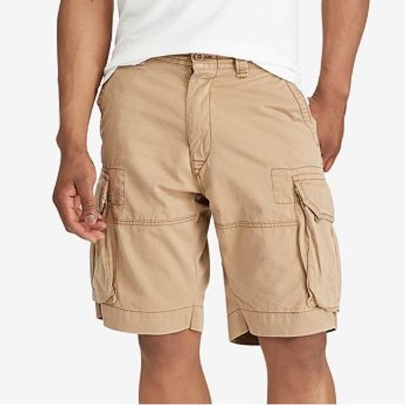 8df05fd3 Polo Ralph Lauren Gellar Fit Classic cargo shorts